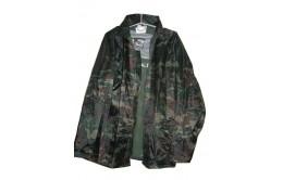 Куртка-дождевик камуфлированная XXXL