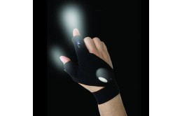 Перчатка с фонариком
