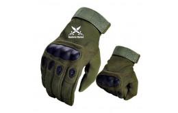 Перчатки полнопалые с защитой Oliva