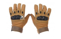 Тактические перчатки  песочные