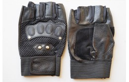 Перчатки тактические без пальцев
