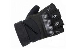 """Тактические  перчатки с защитой """"Black"""""""