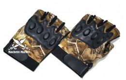 Тактические камуфляжные перчатки