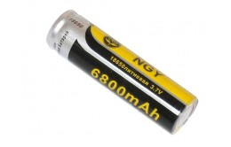 Литий-ионный аккумулятор Li-Ion 18650 NGY 3.7 В