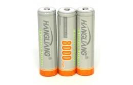 Аккумуляторная литиевая батарея Hangliang 8000 mAh 4.2 V