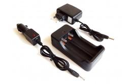 Зарядное устройство для 2х Li-Ion аккумуляторов