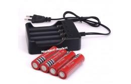 Зарядное устройство на 4 Li-Ion аккумулятора