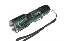 Яркий компактный фонарик Police A-172 5000W