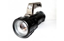 Мощный ручной фонарь XML-T6 30000W