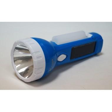 Многофункциональный светодиодный фонарь на солнечных батареях