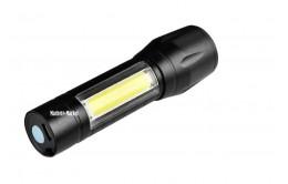 Фонарик светодиодный с USB зарядкой
