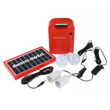 Система автономного освещения на солнечных батареях 4500 mAh