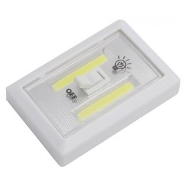 Автономный настенный светильник на батарейках