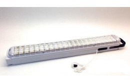 Аварийная светодиодная панель с аккумулятором 66Led