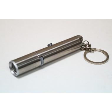 Брелок фонарик с лазерным проектором