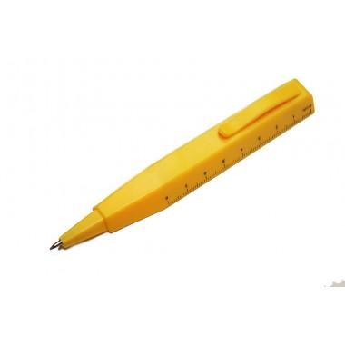 Ручка с линейкой,лазерной указкой и фонариком