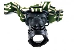 Налобный аккумуляторный фонарь FA-XQ80