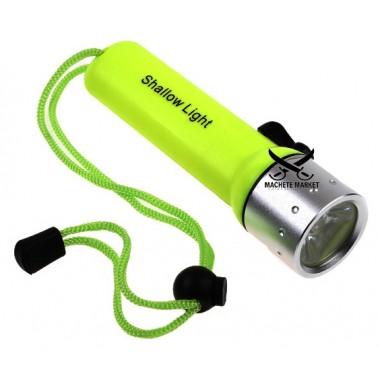 Водонепроницаемый фонарь для дайвинга 3W
