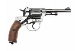 Пневматический пистолет Gletcher NGT Silver