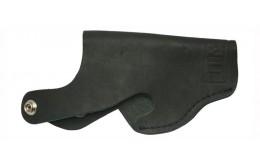 Кобура для скрытого поясного ношения пистолета ПМ на левом боку