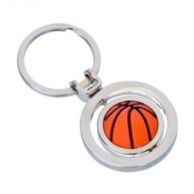 """Брелок для ключей """"Баскетбольный мяч"""""""