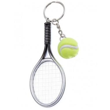 """Брелок """"Теннисная ракетка"""""""