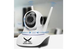 Поворотная Wi Fi Камера (видео няня) IP 100SS XF+