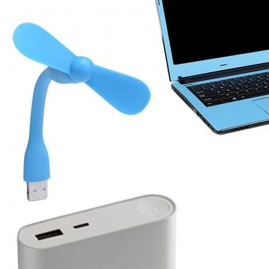 Гибкий Usb вентилятор для повербанка, ноутбука