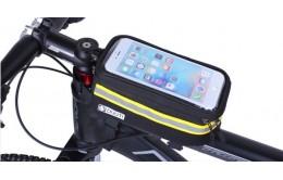 Чехол-сумка для телефона на раму велосипеда
