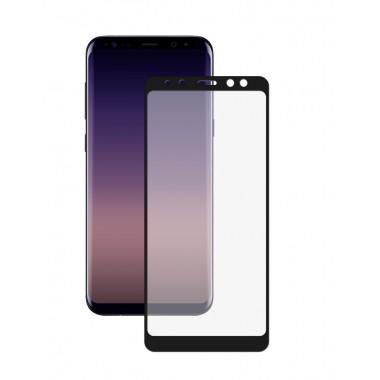 Защитное стекло 2.5 D для Samsung Galaxy A8