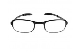 Складные очки для чтения в чехле