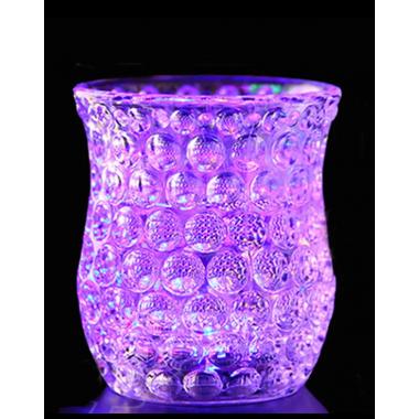Cтакан с цветной подсветкой дна