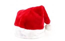 Шапка Деда мороза красная
