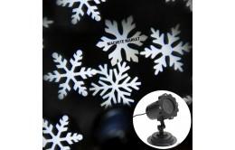 """Новогодний лазерный проектор """"Снежинки"""""""