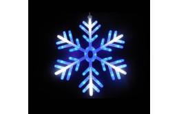 Снежинка Led 58см