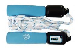 Скакалка со счетчиком оборотов Lite Weights