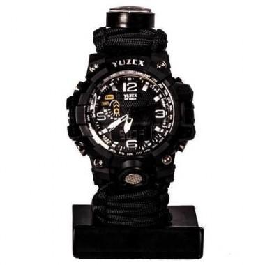 Часы-браслет для выживания водонепроницаемые