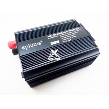 Автомобильный инвертор (преобразователь) 300Вт
