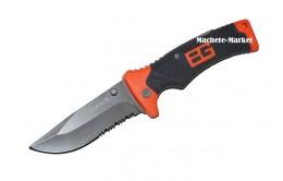 Нож складной GB Folding Sheath Knife