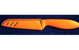 Нож овощной с защитным чехлом