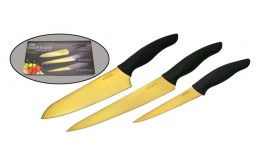 Подарочный набор из 3-х ножей