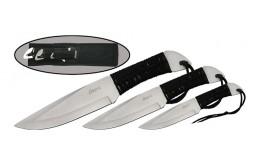 """Набор метательных ножей M012-3 """"Дартс"""""""