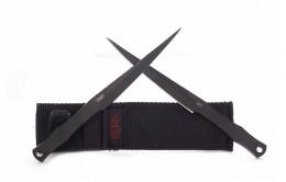 Комплект метательных ножей Pirat 0835B-2 СПОРТ-14