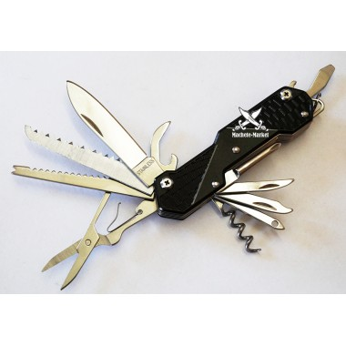 Нож карманный многофункциональный