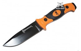 Нож выживания Browning с огнивом
