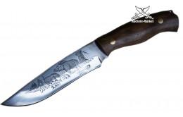 """Нож охотничий """"Тайга"""" г. Кизляр"""