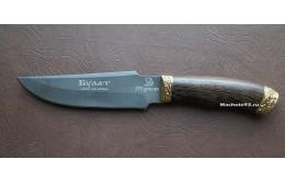 Нож ручной работы «Турист» Булат