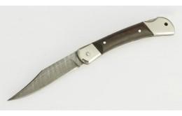 Складной нож из дамасской стали «Капрал»