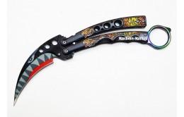 Нож бабочка керамбит