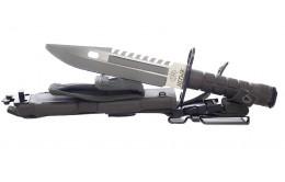"Нож выживания HK5698 ""Штык"""